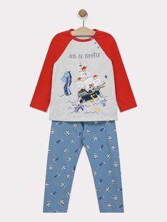 Heather grey Pajamas SEMARAGE / 19H5PG56PYJ943