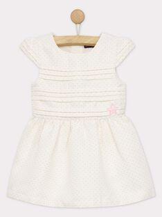 Off white Dress RYANAETTE / 19E2PFR3ROB001