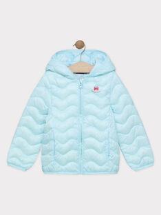 Ice blue Jacket SYJALETTE 2 / 19H2PFG1DML219