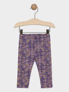 Purple Leggings SAGRETEL / 19H4BF61CAL712