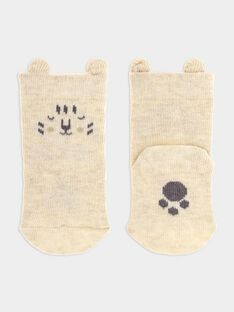 Chaussettes tigre SYALBER / 19H0AG11SOQA010