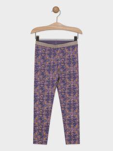 Purple Leggings SIFILETTE / 19H4PF61CAL712