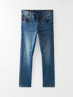 Jeans slim en denim clair VIJEANAGE / 20H3PGU1JEAP272