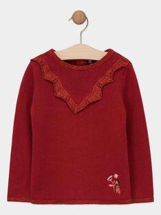 Red Pullover SOINILETTE / 19H2PFI1PULF511