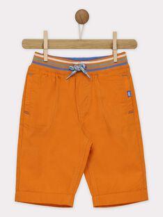 Spicy orange Bermuda RAUCAGE3 / 19E3PGL3BER409