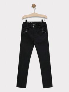Black pants SAPOLETTE 1 / 19H2PF91PAN090