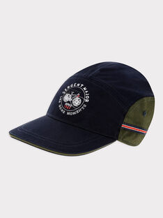 Navy Blue Hat SACAPAGE / 19H4PG31CHA713