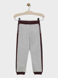 Heather grey Jogging pant SABIAGE-2 / 19H3PGD1JGB943