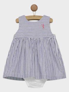 Navy Dress RYCARINE / 19E1BFT1ROB070