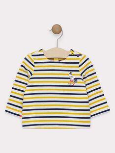 Orange T-shirt SAFLORIS / 19H1BG41TML109