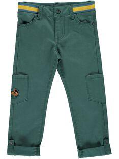 Green pants RANOSAGE / 19E3PG61PANG611