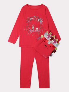 Fushia Pajamas TEJENORETTE 1 / 20E5PF52PYT304