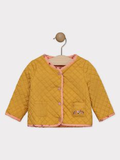 Light brown Cardigan SAGROSEILLE / 19H1BF61CAR804