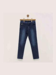 Blue denim Jeans REFLAGE / 19E3PGC1JEA704
