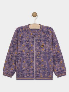 Purple Cardigan SOJANETTE / 19H2PF61CAR712