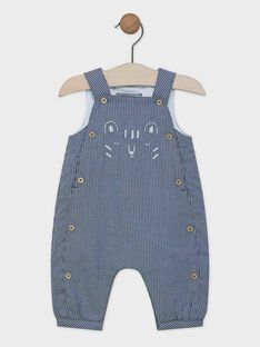 Checked overalls SYANDREW / 19H0CG11SAL702