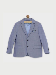 Navy Blazer RIVINAGE / 19E3PGF1VES070