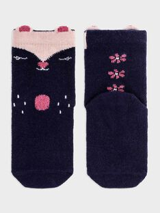 Navy Socks SAELANORE / 19H4BF41SOQ070