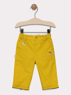 Orange pants SAFINN / 19H1BG41PAN109