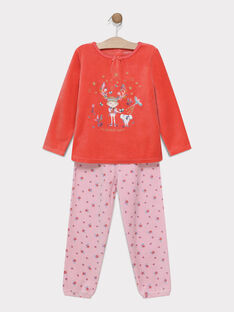 Orange Pajamas SYLOUETTE / 19H5PF55PYJ402