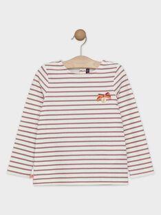Off white T-shirt SOBILETTE / 19H2PF64TML001
