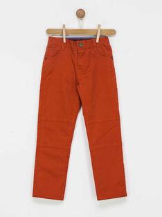 Orange pants PIMATAGE / 18H3PGK4PAN405