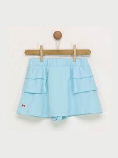 Blue sky Skirt RADUDETTE 4 / 19E2PFL4JUP020