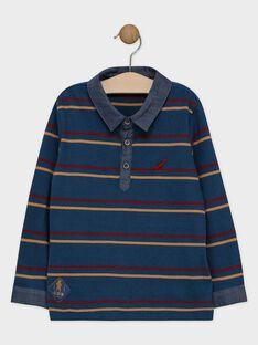Purple Polo shirt SELIMAGE / 19H3PGI1POL717