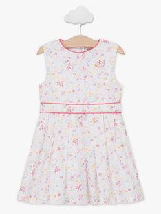Robe chasuble imprimé floral TYVOETTE / 20E2PFJ4CHS000