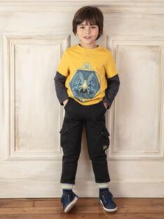 Pantalon enfant garçon ZAXOAGE / 21E3PG91PAN090