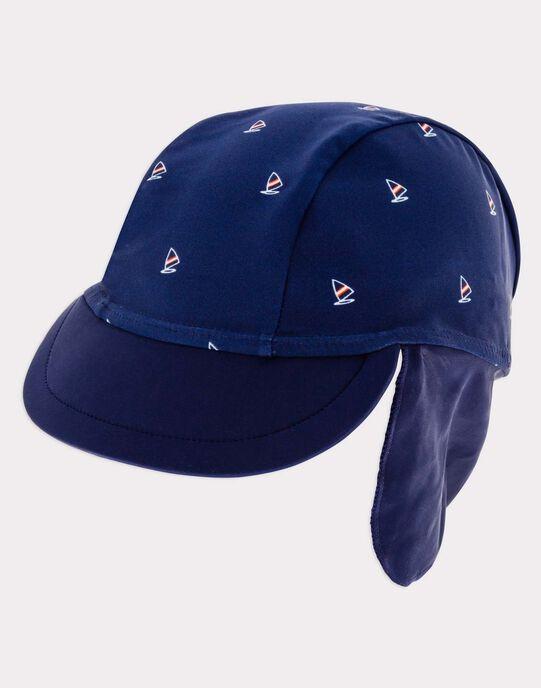 Chapeau bleu nuit RUCASTAGE / 19E4PGN1CHAC205
