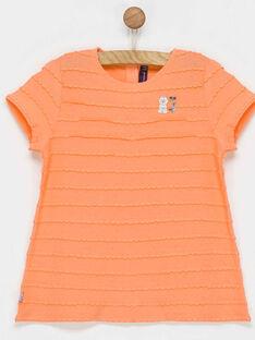Orange T-shirt NOABETTE / 18E2PFJ2TMCE403