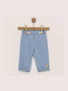 Blue denim Jeans RAINEL / 19E1BFD1JEA704