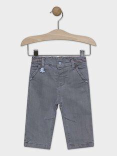 Grey denim Jeans SAOTELLO / 19H1BGE1JEAK004