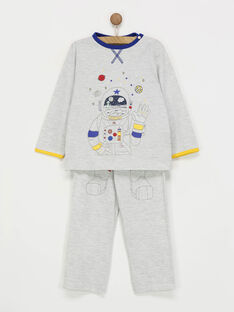 Heather grey Pajamas REBOTAGE / 19E5PG75PYJ943