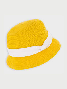 Golden yellow Hat RYELOETTE / 19E4PFS1CHA106