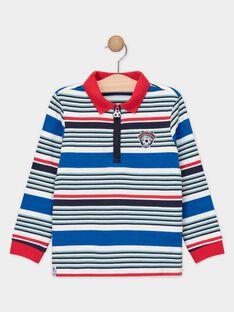 Blue Polo shirt TAEJIAGE / 20E3PGC2POL701
