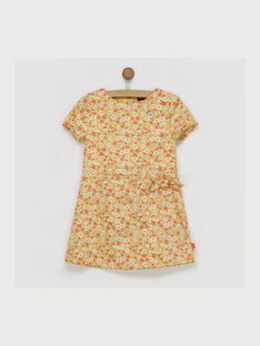 Yellow Dress RYLOVETTE / 19E2PFH1ROB010