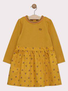 Light brown Dress SOLUVIETTE / 19H2PF62ROB804
