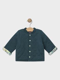Green Waistcoat TAAMAEL / 20E1BGB1GILG611