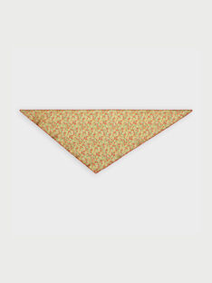 Yellow Neckerchief RYSSONETTE / 19E4PFH1FOU010