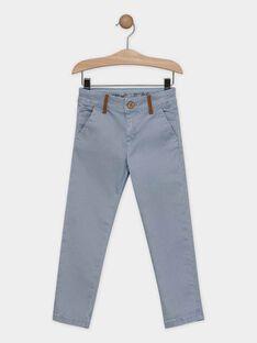 Greyish blue pants SAMOTAGE / 19H3PG61PAN205