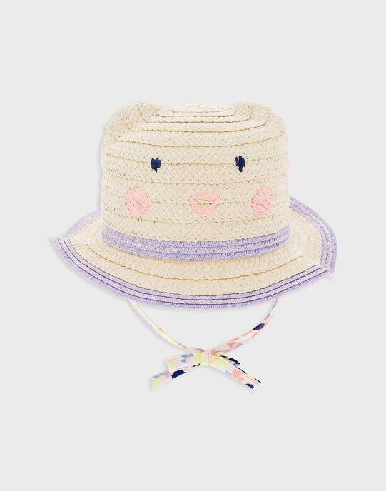 belle et charmante meilleur pas cher texture nette Off white Hat