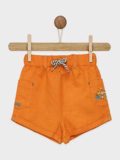 Orange Shorts RAWAYNE / 19E1BGQ1SHO400