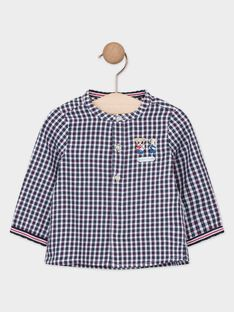 Navy Shirt TACHARLES / 20E1BGC1CHM070