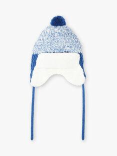 Bonnet en tricot fantaisie  VUPERAGE / 20H4PGJ2BONC219