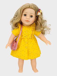 Tenue Festival coloré pour poupée Adèle TATENU5 / 20EZENG1TEN302