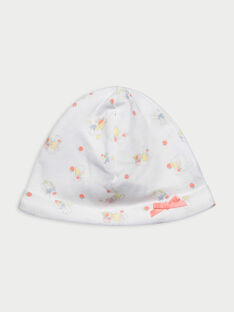 Off white Newborn cap RYANDREA / 19E0AF12BNA001