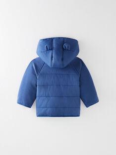 Doudoune matelassée bleu gris  VIGABRIEL / 20H1BGI1D3EC201