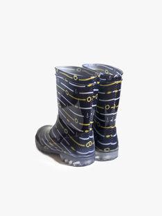 Bottes de pluie Bleu marine VAMARAGE / 20F10PG12D0C070